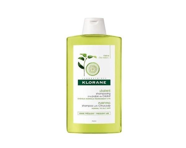 Shampoo Klorane Cedrat Brillo x 400ml
