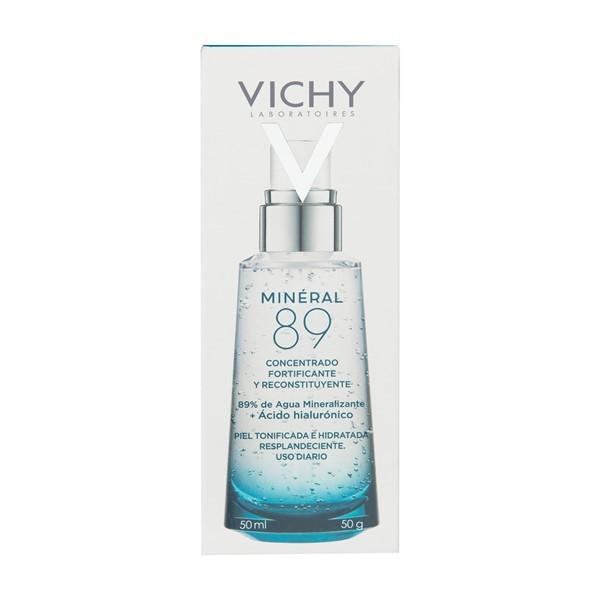 Vichy Mineral 89 Concentrado Fortificante Acido Hialuronico X 50 Ml alt