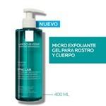 La Roche Posay Effaclar Gel Microexfoliante X 400 Ml #3
