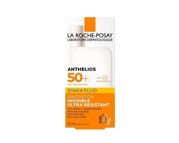 La Roche Posay Anthelios Xl 50+ Invisible Fluid Piel Sensible 50ml