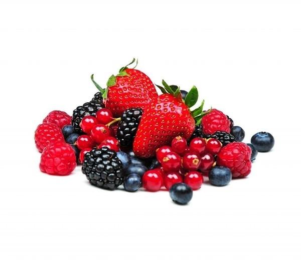 Whey Protein Nucleo Fit x 1 kg Frutos Rojos alt
