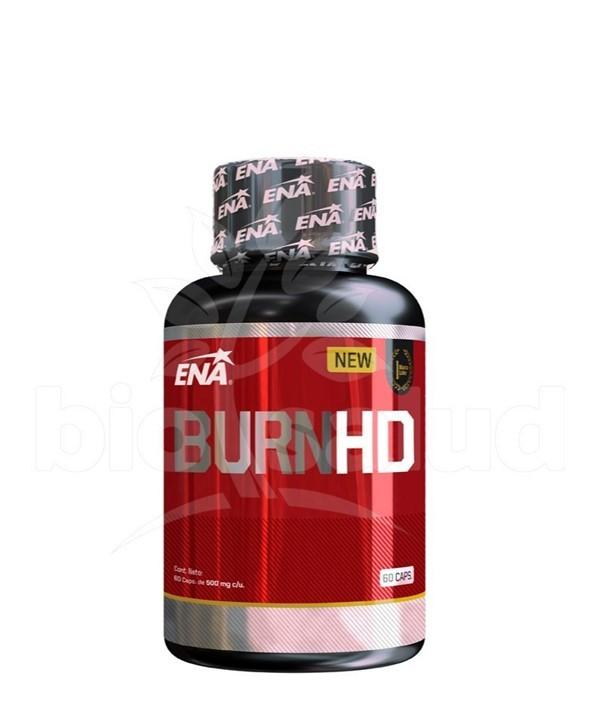 Burn HD X 60 Cápsulas