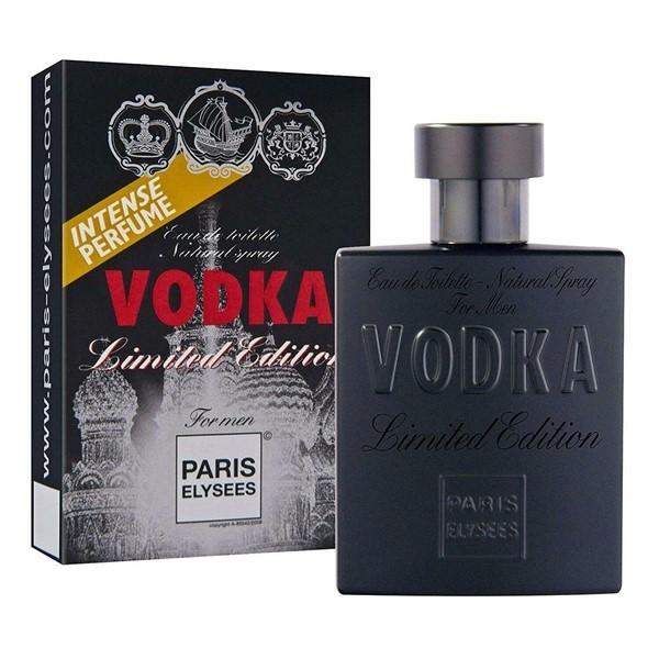Paris Elysees Vodka Limited Edition EDT 100 ml