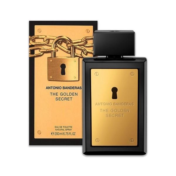 Perfume Antonio Banderas The Golden Secret 100 ml