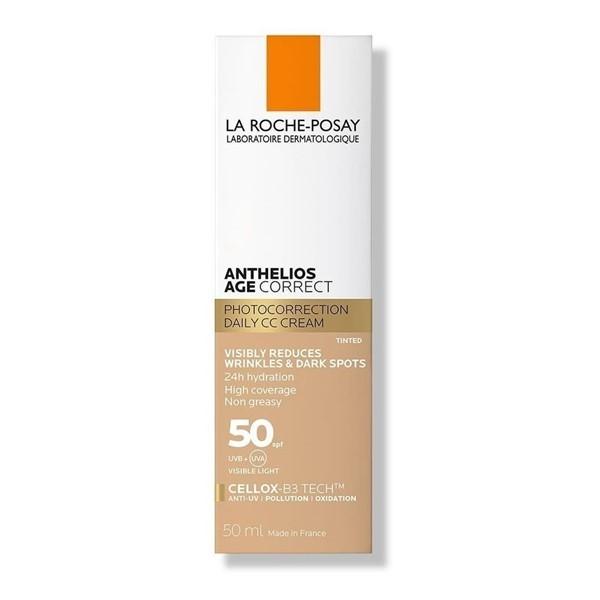 La Roche Posay Anthelios Age Correct Fps50 Tono 1 - 50 ml
