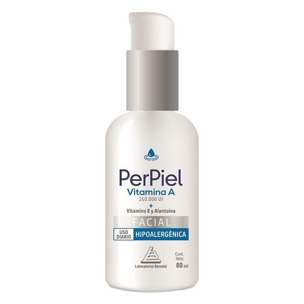 Perpiel Facial Vitamina A Emulsion x 80 ml