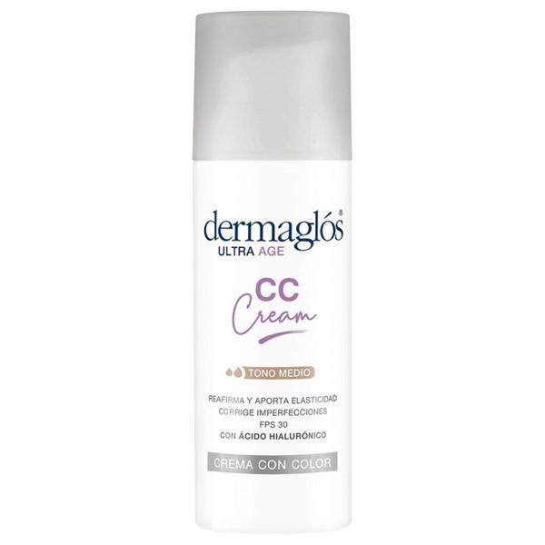Dermaglos CC Cream Ultra Age Tono Medio FPS30 X 50 Gr