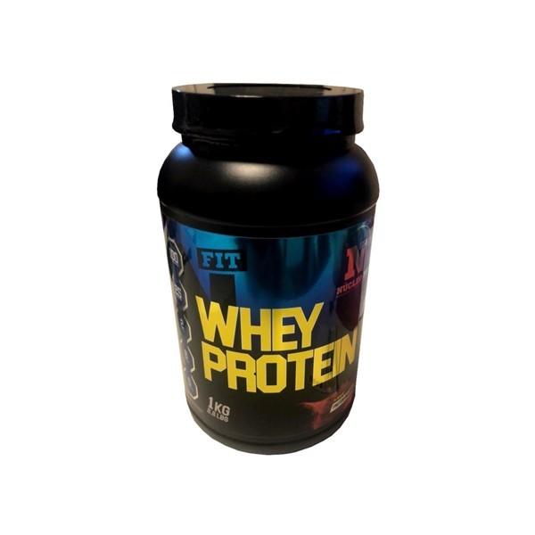 Whey Protein Nucleo Fit x 1 kg Frutos Rojos