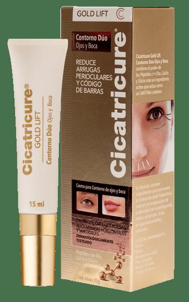Cicatricure Gold Lift Duo Contorno Ojos 15g