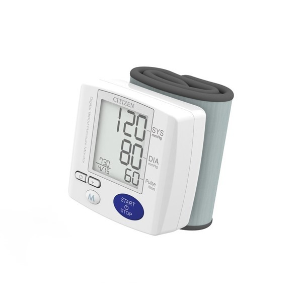 Tensiómetro Digital automático de Muñeca Citizen alt