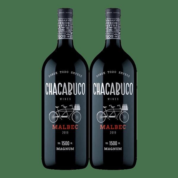 COMBO CHACABUCO MAGNUM - 2 x 1500cc