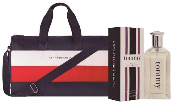 Tommy Men Edt X 100 Ml + Bolso Tommy Hilfiger de regalo
