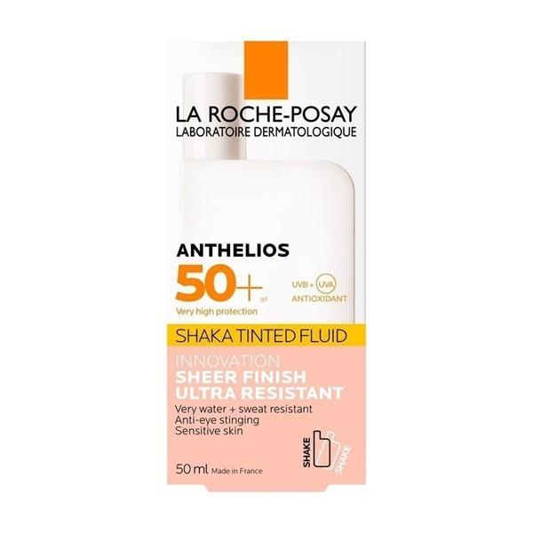 La Roche Posay Anthelios Xl 50+ Color Fluid Piel Sensible 50ml