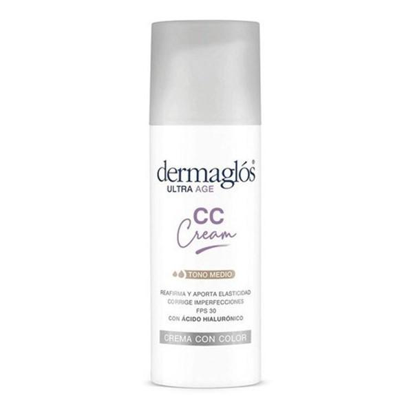 Combo Dermaglós CC Cream Tono Medio + Desmaquillante Bifásico  alt