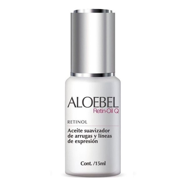Aceite Suavizador De Arrugas Aloebel Retin Oil Q Retinol  x 15ml